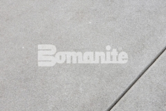 Bomanite Sandscape Refined is an architectural exposed concrete with a very fine exposure depth, resulting in a finished product that highlights the fine aggregates, and as shown here this product is perfect to add consistency and sophistication.