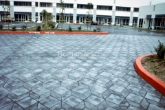 Bomanite Imprint Systems with Concrete Graphics